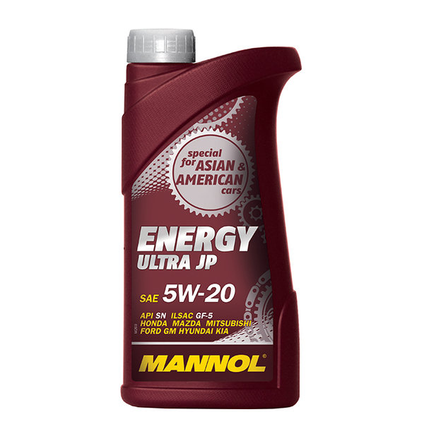 MANNOL 7906 ENERGY ultra API JP 5W-20 Synthétique